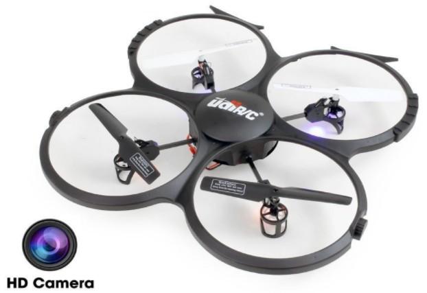 drone UDI U818A