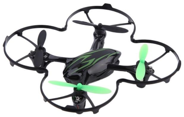 drone Hubsan X4 H107C test