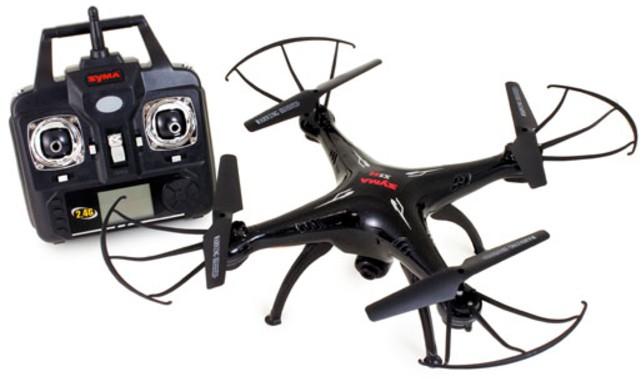 drone Syma X5SC-1 test